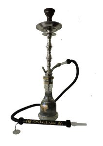 Gray Egyptian Sheesha