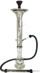 KM Hookah: Engraved Dana Hookah stands 33 inches tall