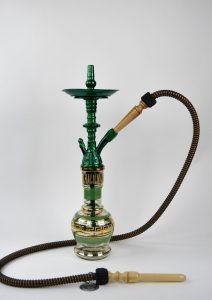 Green hookah for sale