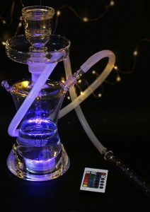 Club Glass Hookah